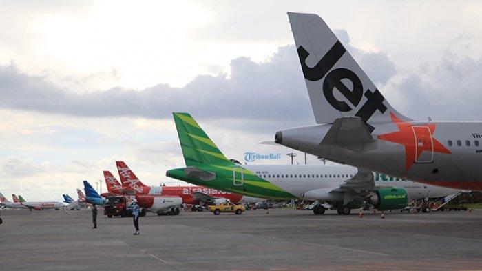 Ada Imbauan Tetap di Rumah Namun Bandara Ngurah Rai Beroperasi Normal, Hari Ini 171 Penerbangan