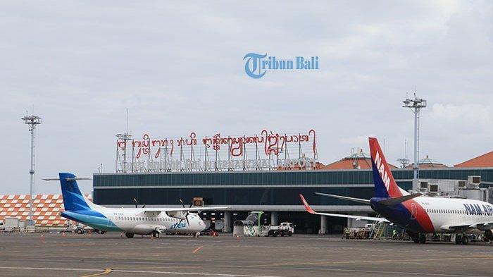 TERKINI, Belum Ada Maskapai Ajukan Slot Time Penerbangan Internasional ke Bandara Ngurah Rai Bali