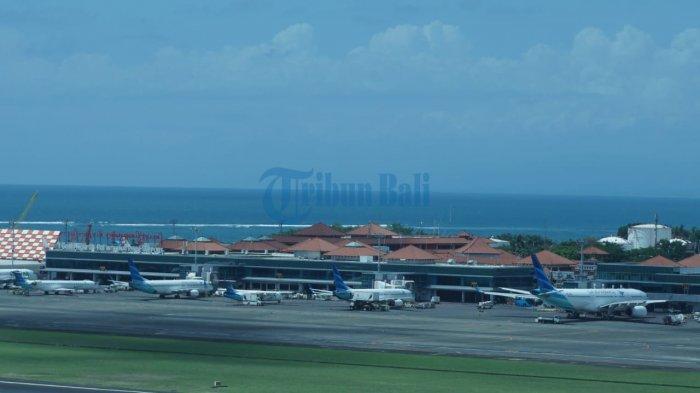 Jelang Pembukaan Penerbangan Internasional Bali, Airnav Siapkan Aplikasi Pengaturan Slot Time