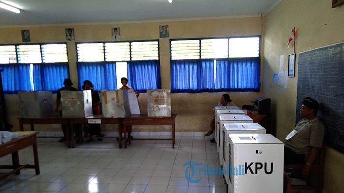 Antre 1 Jam Buat Nyoblos, Ini Harapan Warga Denpasar di Pemilu 2019