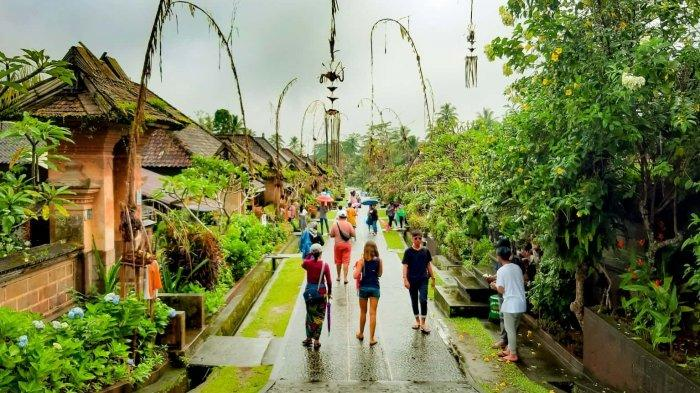 Desa Penglipuran Bangli Rencana Akan Buka Awal September