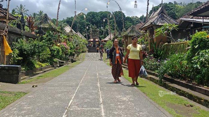Soal Pembukaan Kembali Objek Wisata Penglipuran Bangli, Pihak Desa Tunggu Kebijakan Pemerintah