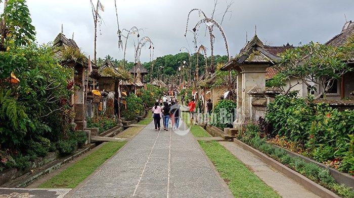 Desa di Bali Lebih Maju Dibanding Daerah Lain, Dirjen PDT: Pariwisata Gerakkan Potensi Desa