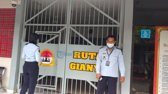 Lima Buronan Kejari Gianyar Masih Jalani Isolasi di Rutan Gianyar