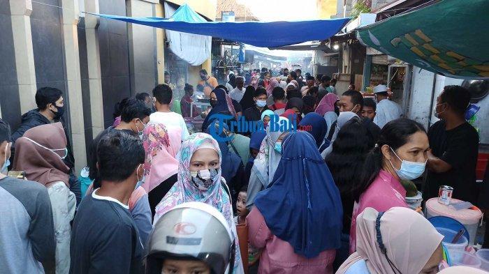 Bangkitkan Ekonomi Warga, Pasar Ramadhan di Kampung Jawa Denpasar Bali Kembali Diadakan