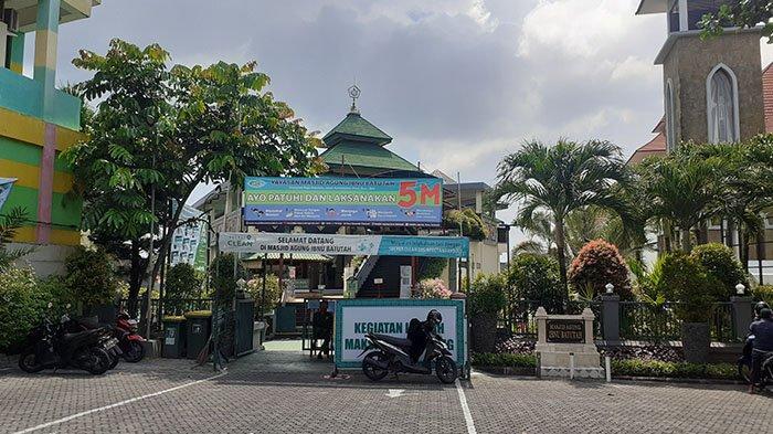 Masjid Agung Ibnu Batutah Bali Siap Dijadikan Tempat Ibadah Ramadhan 1442 H dengan Prokes Ketat