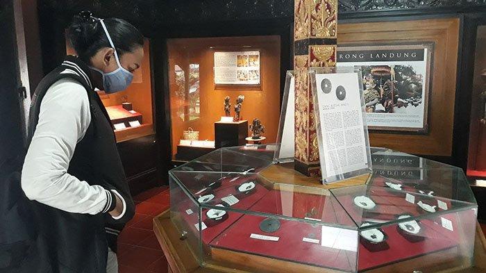 Suasana di Museum Bali