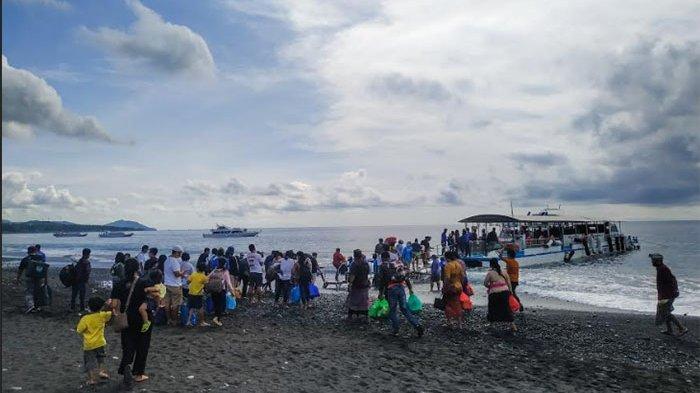Percepat Realisasi Pelabuhan Segitiga Emas di Klungkung, Dishub Susun Penyempurnaan RIP Kusamba