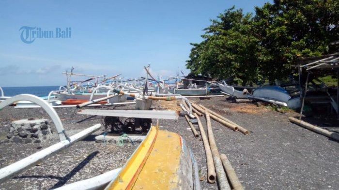 Cuaca Bersahabat, Hasil Tangkapan Nelayan di Karangasem Bali Meningkat