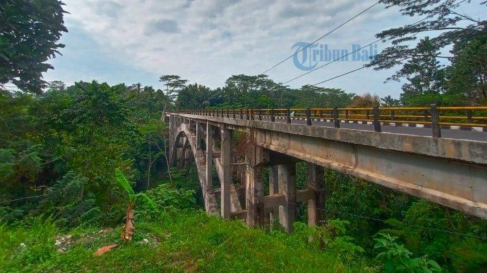 Empat Kejadian Bunuh Diri Terjadi Dalam Waktu Tiga Tahun di Jembatan Titi Gantung Tabanan