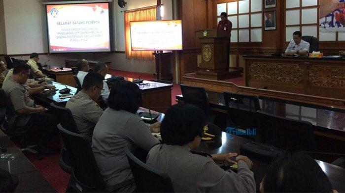 Satgas Saber Pungli Bali Terima 70 Aduan, Terbanyak di Kota Denpasar