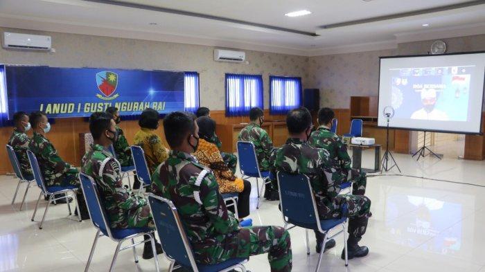 Bencana Alam dan Pandemi Belum Berakhir, Lanud I Gusti Ngurah Rai Bali Ikuti Doa Bersama