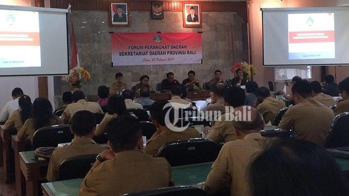 SDM & Pelestarian Alam PrioritasRKPD 2020, Infrastruktur Canggih Harus Didukung Kualitas SDM