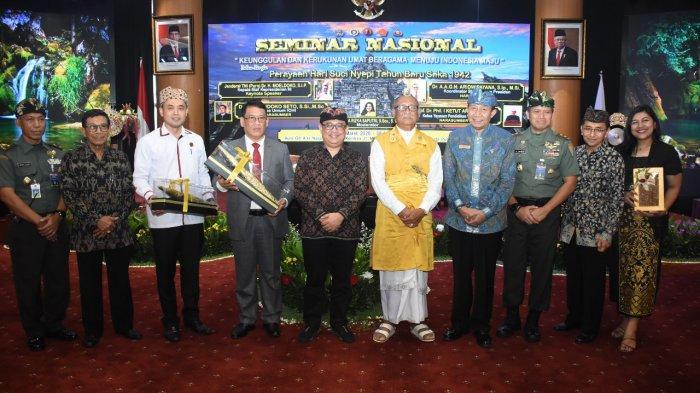 Ari Dwipayana : Umat Hindu Jangan Jadi Penonton, Perkuat SDM untuk Mewujudkan Indonesia Maju