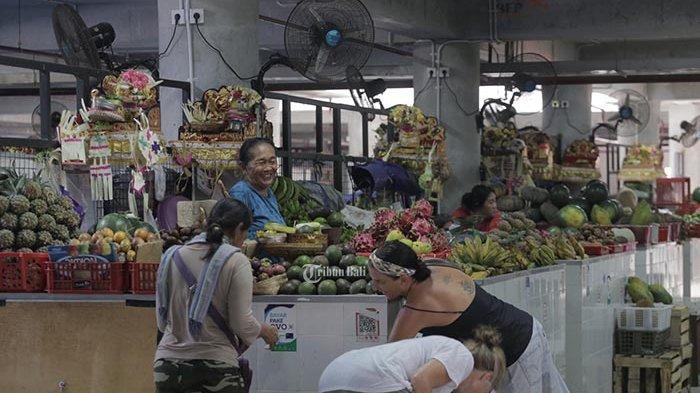 5 Bulan Hibah Tertahan di Pemkot, PD Pasar Belum Bisa Tarik Sewa Kios dan Los di Pasar Badung