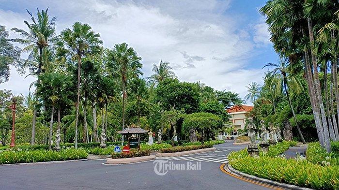 Tingkat Hunian Hotel di Kawasan The Nusa Dua Libur Nataru Mencapai di Atas 30 persen