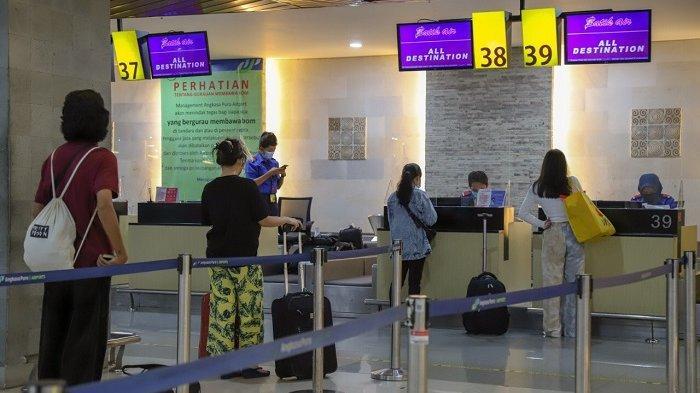 Trafik Penumpang Agustus 2020 di Bandara I Gusti Ngurah Rai Naik, Capai 116 Persen