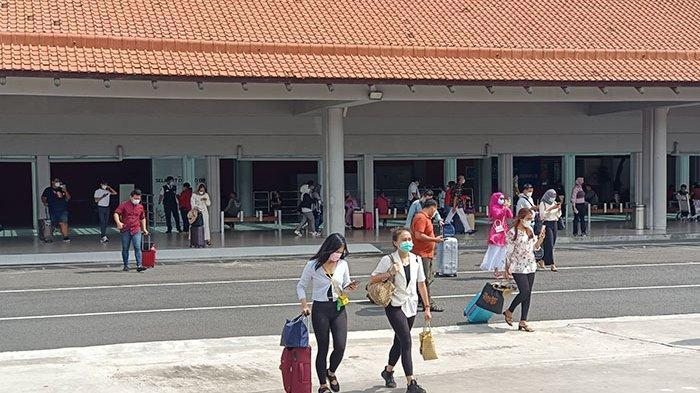 4 Hari Terakhir Jelang Nyepi, Pergerakan Penumpang Domestik di Bandara Ngurah Rai Capai 34.373 Orang