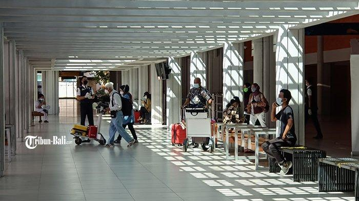 Jelang Pengetatan Masuk Bali, 40 Persen Penerbangan di Bandara Ngurah Rai Hari Ini Dibatalkan