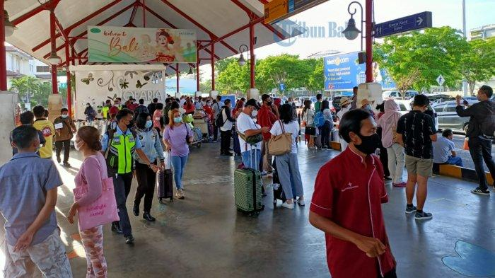 Puncak Pergerakan Penumpang Libur Natal di Bandara Ngurah Rai Diprediksi 23 Desember 2020