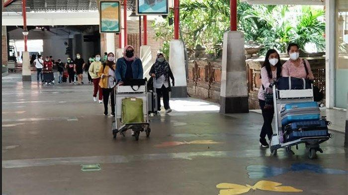 Tren Periode Akhir Pekan, Trafik Penumpang di Bandara Ngurah Rai Bali Meningkat Signifikan