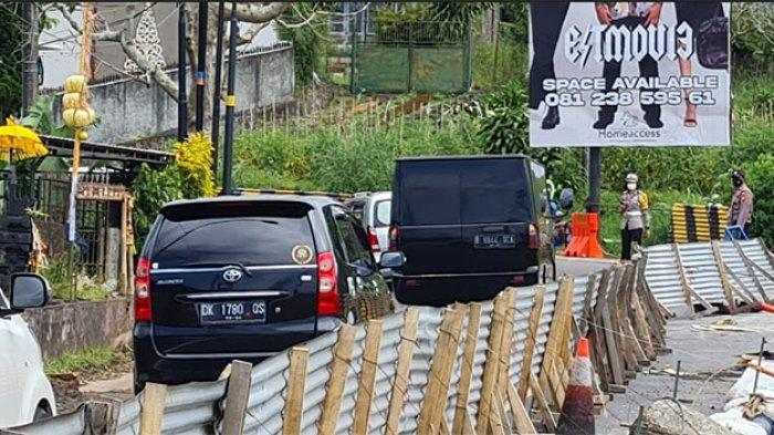 Wisatawan Ramai ke Bedugul hingga Terjadi Kemacetan 5 Kilometer, Polres Tabanan Kerahkan 30 Personel