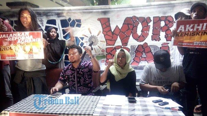 Massa Aksi Dapat Tindakan Represif Saat Aksi Puncak di Nusa Dua, Begini Reaksi GRM