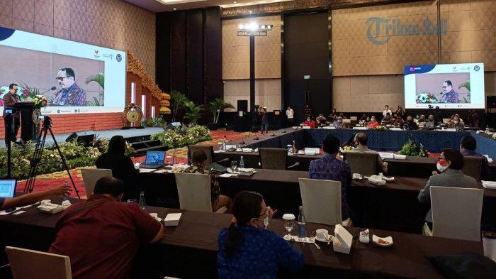 Sejumlah MICE Internasional Akan Digelar di Bali Tahun Depan, Kemenparekraf Segera Terbitkan Ini