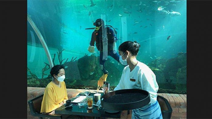 Koral Restaurant Bali Jadi Restoran Terindah di Dunia, Manajemen: Kami Tawarkan Over All Experience