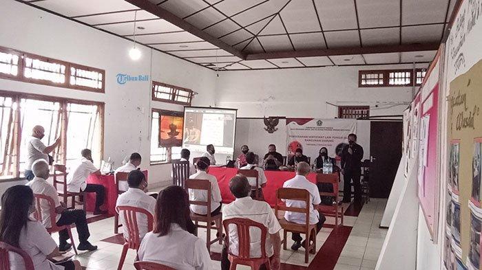 Komisi III DPRD Tabanan Kunjungan ke DPMPTSP, Minta Unit Penghasil Bekerja Ekstra di Tengah Pandemi