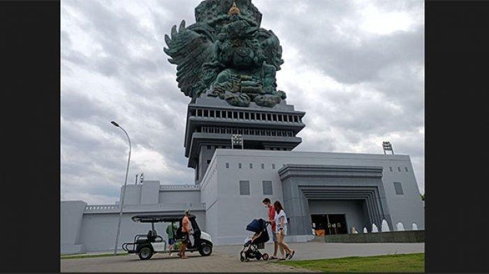 GWK Cultural Park Bakal Tutup Sementara Operasional Mulai 1 Februari 2021, Ini Penjelasan Manajemen