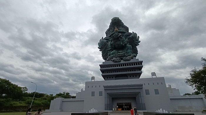 GWK Cultural Park Bali Kembali Akan Ditutup Imbas Pandemi Covid-19, Segini Pendapatan yang Hilang