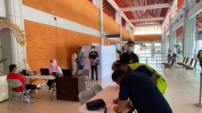 Penumpang Pesawat yang Tidak Ada Layanan PCR di Daerahnya Bisa Masuk Bali dengan Catatan Begini