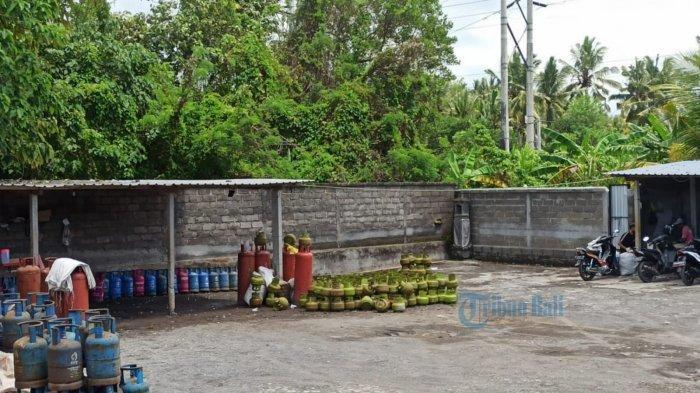 Selip Gabah Disinyalir Jadi Sarang Pengoplosan LPG di Gianyar