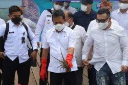 Menteri KKP Trenggono Tinjau Budidaya Lobster di Buleleng Bali, Hal Ini Ditekankannya