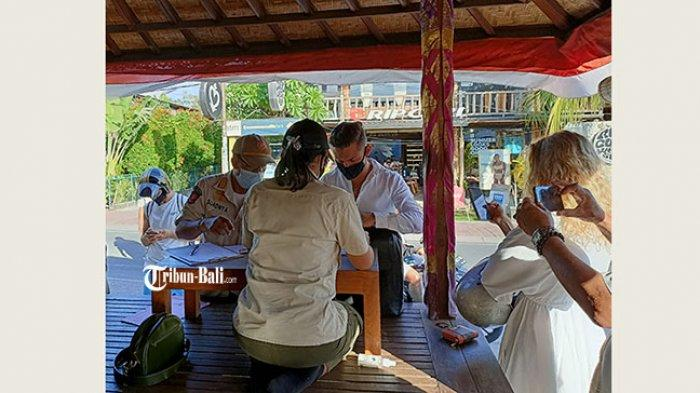 Langgar Protokol Kesehatan, 14 WNA Terjaring Operasi Yustisi PPKM Darurat di Canggu