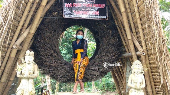 Pada Wareg Eco Park, Objek Wisata Baru Tampaksiring Tawarkan Wahana Flying Fox hingga Tempat Kemah