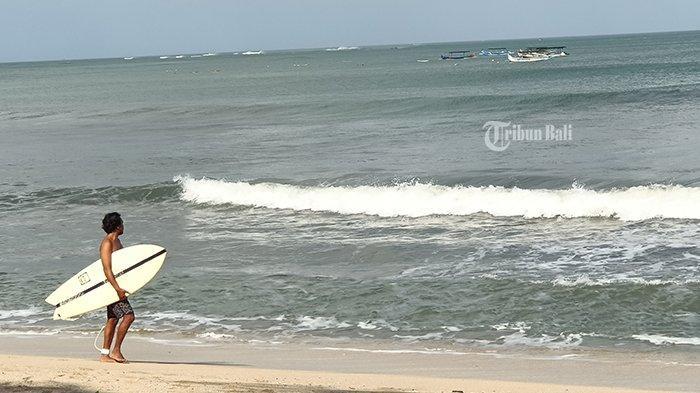 Pantai Kuta Dibuka, Bendesa Adat Harapkan Pengunjung Disiplin Protokol Kesehatan
