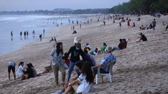 Akses Pantai Kuta Dibatasi, Berikut Ini Obyek Wisata di Bali yang Ditutup saat Malam Tahun Baru