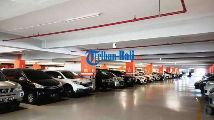 Mulai 19 April 2021, Bandara Ngurah Rai Bali Terapkan Pembayaran Parkir Secara Cashless