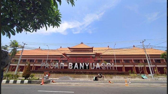 PD Pasar Buleleng Tetapkan Tarif Pungutan Harian Pasar Banyuasri, Pedagang Mulai Berjualan 18 Maret