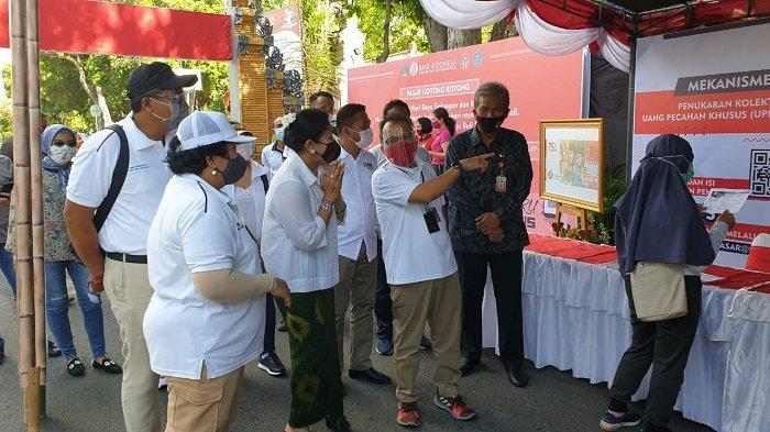 Pasar Gotong-Royong Denpasar Permudah UMKM dan Petani Jajakan Produknya