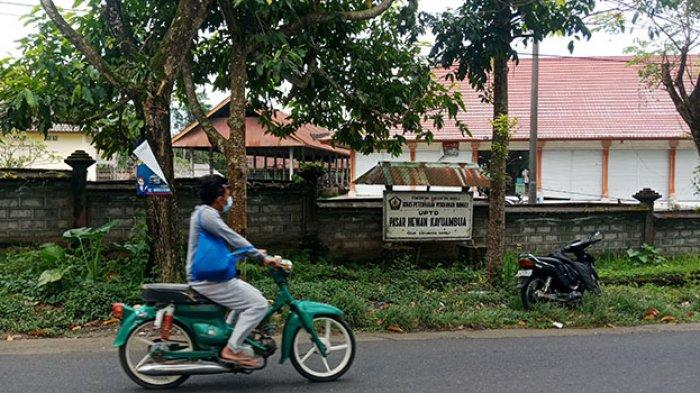 15 Tahun Belum Tersentuh Perbaikan, Dinas PKP Bangli Berencana Tata Pasar Hewan Kayuambua