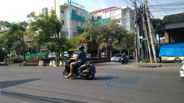Gempa 6,7 SR di Malang Terasa Hingga di Bali, Warga di Jalan Dewi Sri Badung Sempat Berhamburan