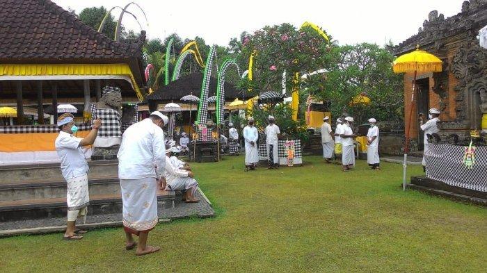 MDA Jembrana Imbau Umat Hindu Tetap Terapkan Prokes Saat Rayakan Galungan