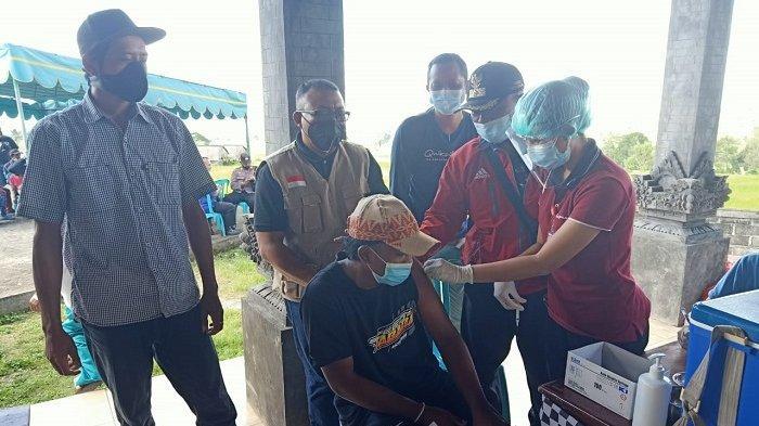 13 Ribu Warga Tabanan Sudah Tuntas Vaksinasi Covid-19