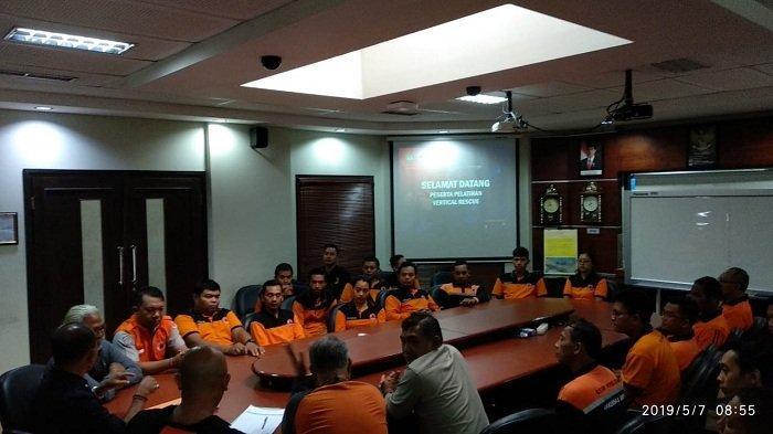 BPBD Bali Selenggarakan PelatihanVertical Rescueuntuk Pelayanan Kegawatdaruratan Bencana