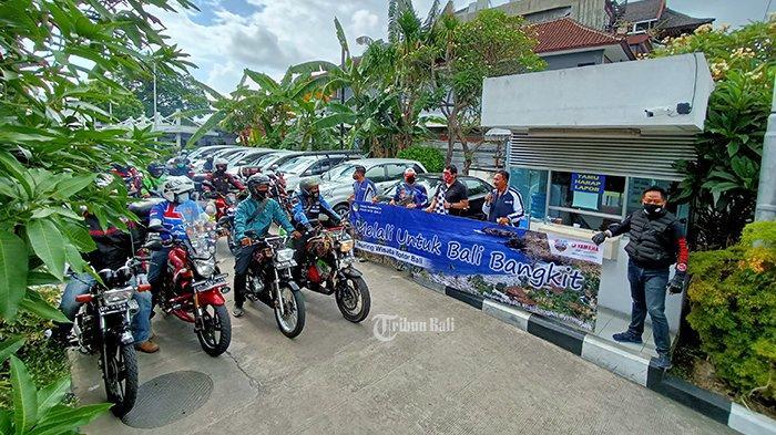 Yamaha Bali Gelar Touring