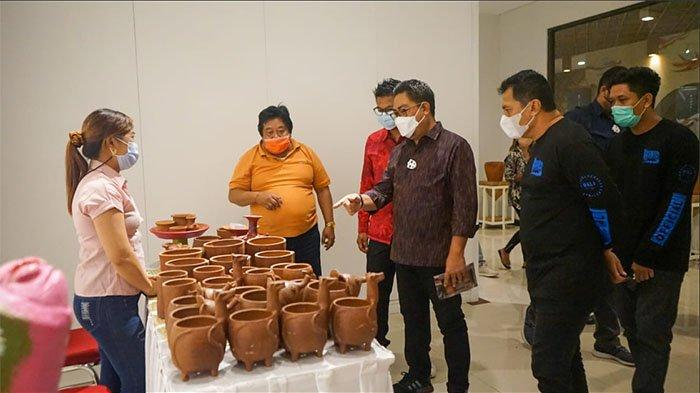 Dukung Industri Kreatif, Pemkot dan Bekraf Denpasar Gelar Pameran Terraccota dan Gerabah se-Bali