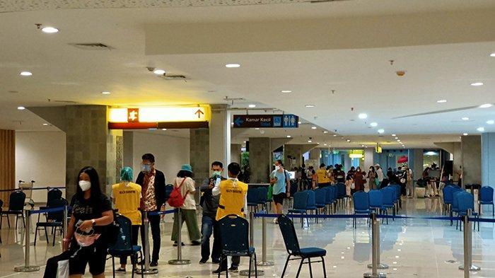 Jelang Libur Natal dan Tahun Baru 2021, Diprediksi 387 Ribu Wisdom Masuk Bali Via Bandara Ngurah Rai